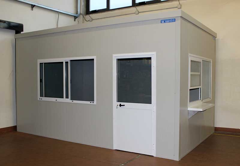 Box Per Ufficio : Soppalchi tettoie e scale per l industria a bologna mantova piacenza