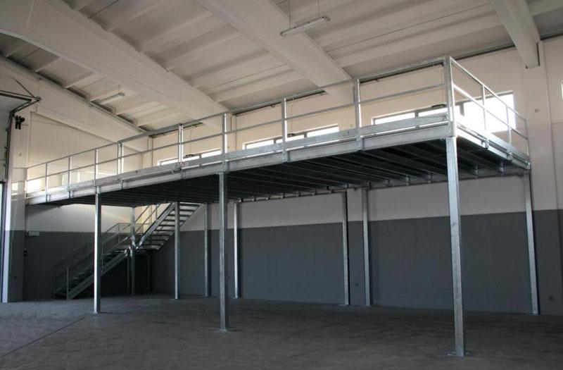 Ufficio In Alluminio Usato : Soppalchi tettoie e scale per lindustria a bologna mantova piacenza